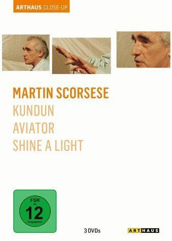 DVD »Martin Scorsese: Arthaus Close-Up (3 Discs)«