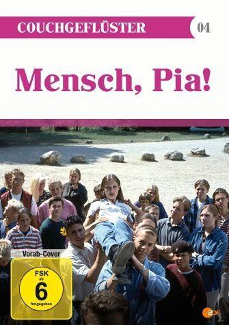 DVD »Couchgeflüster 04 - Mensch, Pia! (3 Discs)«