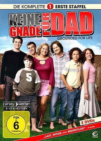 DVD »Keine Gnade für Dad - Die komplette 1. Staffel...«