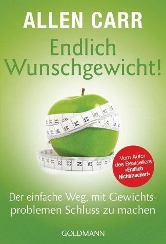 Broschiertes Buch »Endlich Wunschgewicht!«