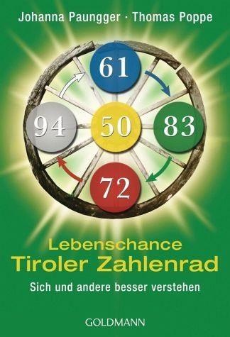 Broschiertes Buch »Lebenschance Tiroler Zahlenrad«
