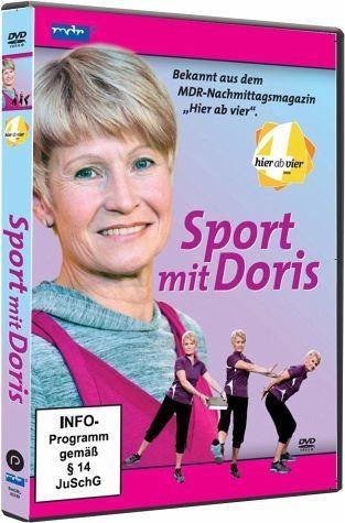 DVD »Sport mit Doris«