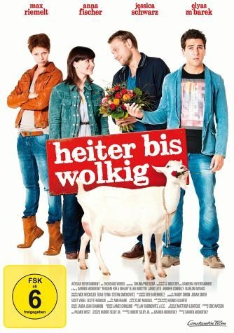 DVD »Heiter bis wolkig«
