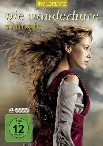 DVD »Die Wanderhure Trilogie (4 Discs)«