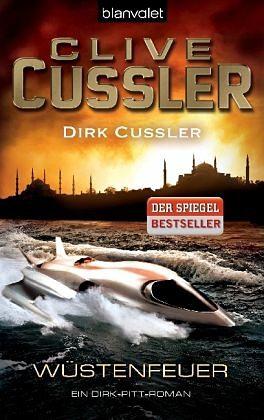 Broschiertes Buch »Wüstenfeuer / Dirk Pitt Bd.21«