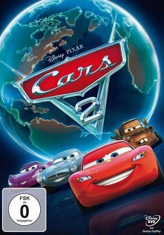 DVD »Cars 2«