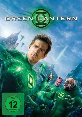 DVD »Green Lantern«