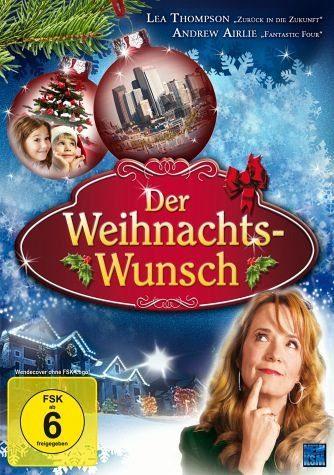 DVD »Der Weihnachtswunsch«