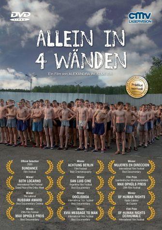 DVD »Allein in vier Wänden (OmU)«