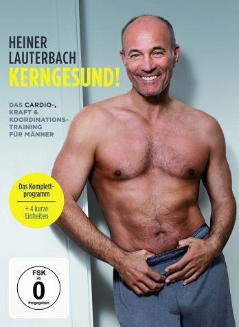DVD »Heiner Lauterbach - Kerngesund! Das Cardio-,...«