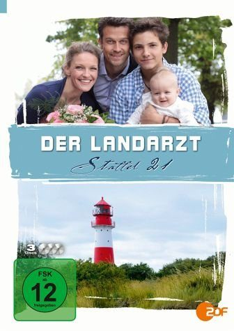 DVD »Der Landarzt - Staffel 21 (3 Discs)«