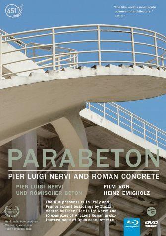 Blu-ray »Parabeton - Pier Luigi Nervi und römischer...«