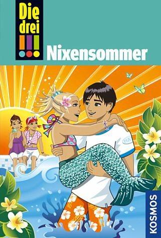 Gebundenes Buch »Nixensommer / Die drei Ausrufezeichen Bd.43«