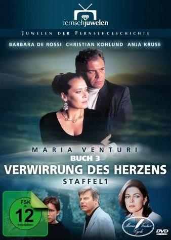 DVD »Verwirrung des Herzens, Staffel 1 (3 Discs)«