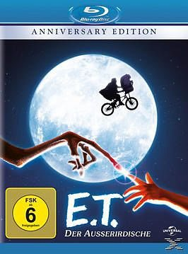 Blu-ray »E.T. - Der Außerirdische (Anniversary Edition)«