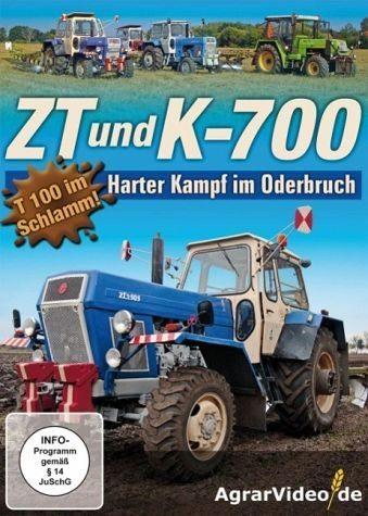 DVD »ZT und K-700 Harter Kampf im Oderbruch, 1 DVD«