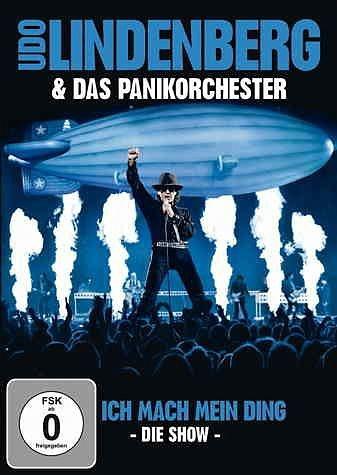 DVD »Udo Lindenberg & Das Panikorchester - Ich mach...«