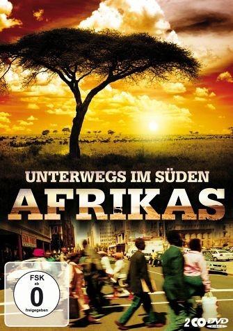 DVD »Unterwegs im Süden Afrikas (2 Discs)«