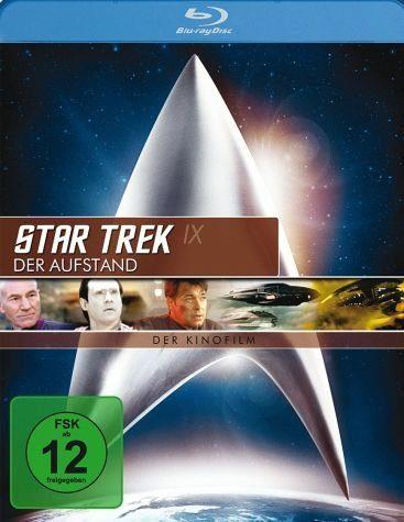 Blu-ray »Star Trek 09 - Der Aufstand (Remastered)«