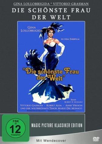 DVD »Die schönste Frau der Welt«