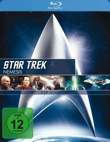 Blu-ray »Star Trek 10 - Nemesis (Remastered)«