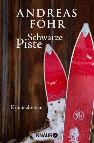 Broschiertes Buch »Schwarze Piste / Kreuthner und Wallner Bd.4«