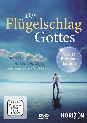 DVD »Der Flügelschlag Gottes - Interview mit einem...«
