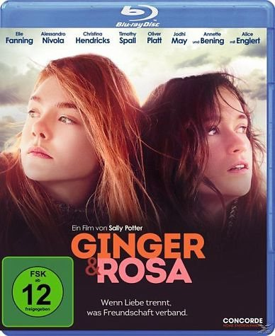 Blu-ray »Ginger & Rosa«
