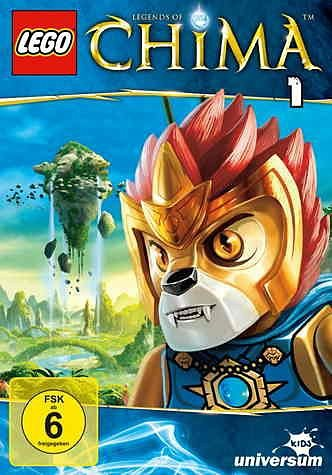 DVD »Lego - Legends Of Chima«