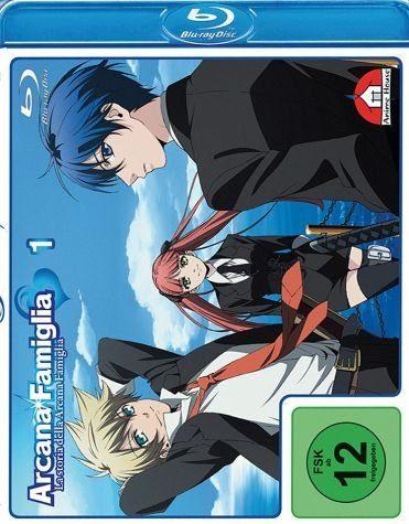 Blu-ray »Arcana Famiglia 1«