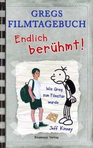 Gebundenes Buch »Endlich berühmt! Gregs Filmtagebuch...«