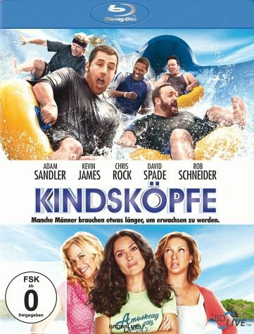 Blu-ray »Kindsköpfe«