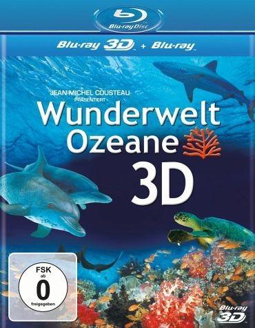 Blu-ray »IMAX: Wunderwelt Ozeane 3D (Blu-ray 3D)«