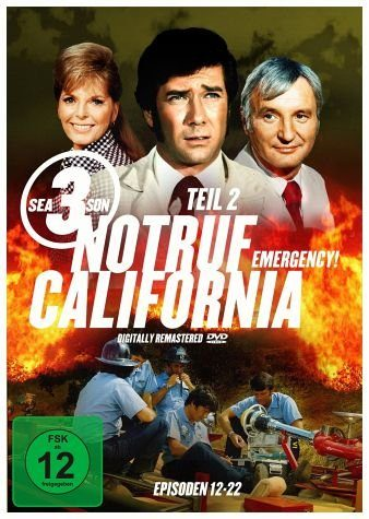 DVD »Notruf California - Staffel 3, Teil 2 (3 DVDs)«