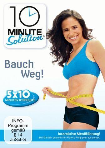 DVD »10 Minute Solution - Bauch weg!«