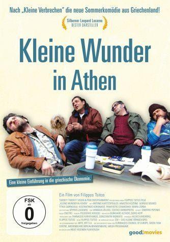 DVD »Kleine Wunder in Athen«