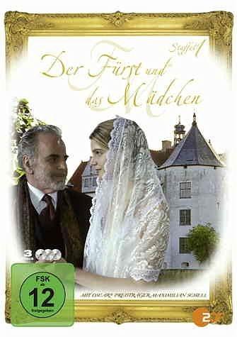 DVD »Der Fürst und das Mädchen - Staffel 1 (3 Discs)«