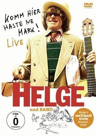 DVD »Helge und Band - Komm hier haste ne Mark! Live«