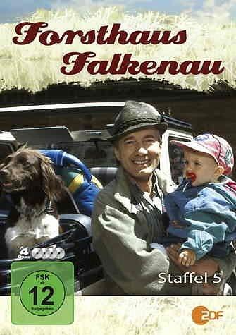 DVD »Forsthaus Falkenau - Staffel 05 (4 Discs)«