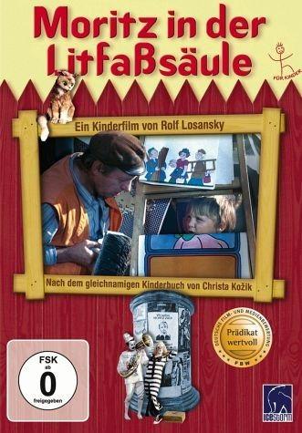 DVD »Moritz in der Litfaßsäule«