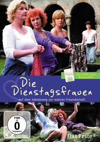 DVD »Die Dienstagsfrauen ... auf dem Jakobsweg zur...«