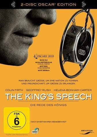 DVD »The King's Speech - Die Rede des Königs...«