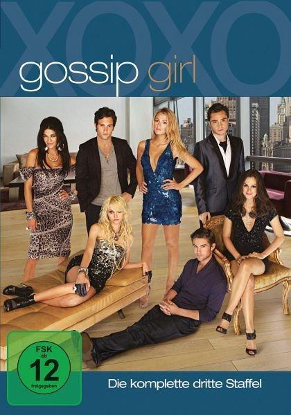 DVD »Gossip Girl - Die komplette dritte Staffel...«