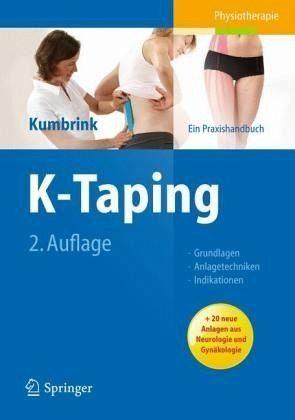 Broschiertes Buch »K-Taping«
