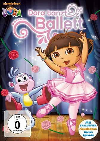 DVD »Dora - Dora tanzt Ballett«