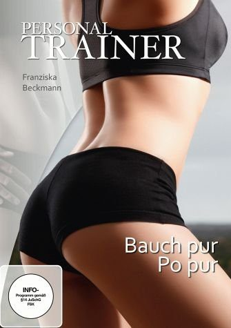 DVD »Personal Trainer - Bauch pur / Po pur«