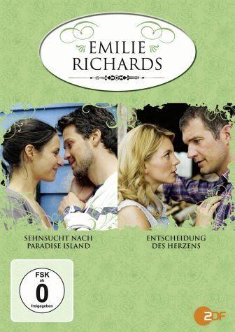 DVD »Emilie Richards: Sehnsucht nach Paradise...«