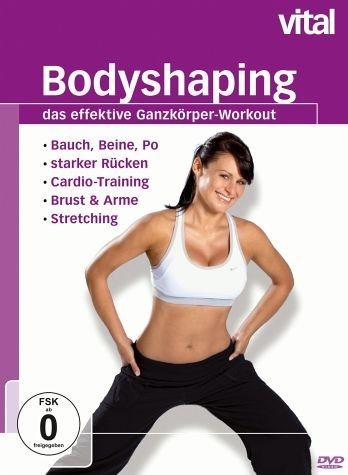 DVD »Bodyshaping - das effektive Ganzkörper-Workout«