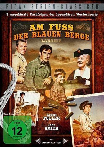 DVD »Am Fuß der blauen Berge - 3 ungekürzte Farbfolgen«