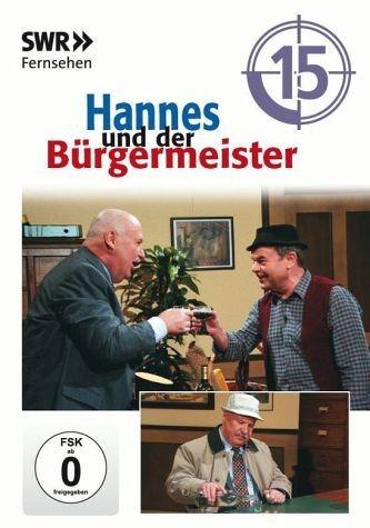 DVD »Hannes und der Bürgermeister - DVD 15«